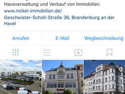 Instagram Nickel Immobilien